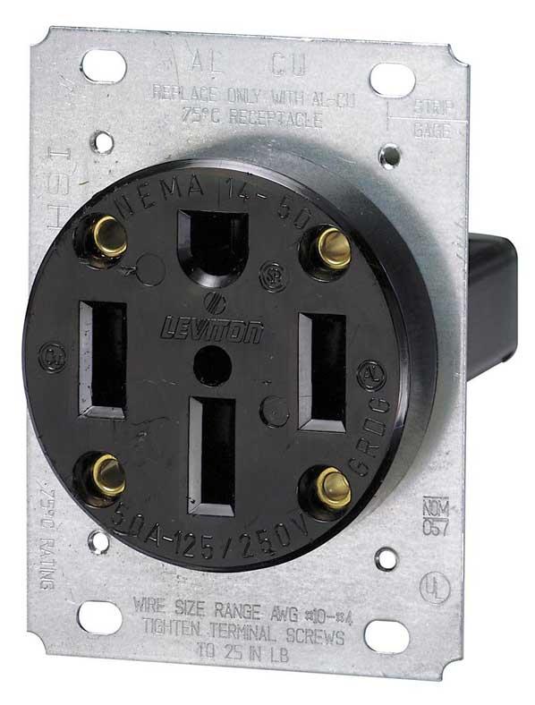 Tesla connector socket