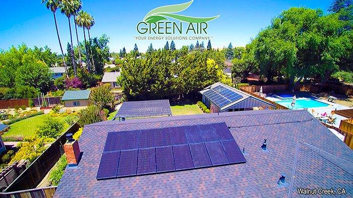 Gallery Solar Roofing Smart Hvac San Jose Ca Green Air